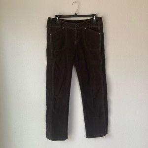 Kuhl Corduroy Pants Petite
